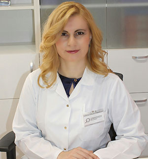 Доц. д-р Ивелина Йорданова, д.м.